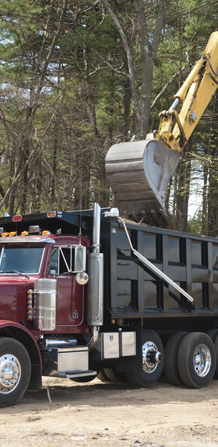 Moody Excavating, LLC hauling services
